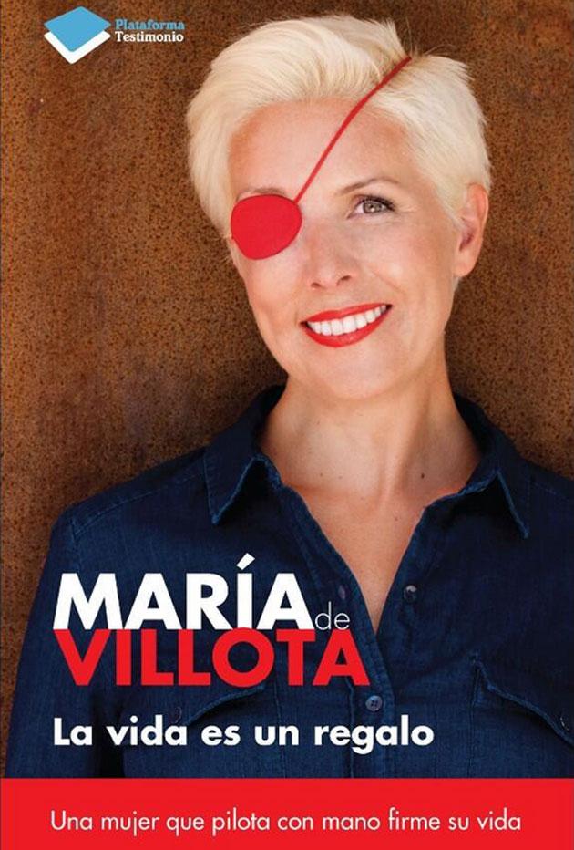 Maria Villota -La vida es un regalo