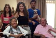 Mi abuela y familia